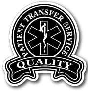 Quality Patient Transfer Service Logo
